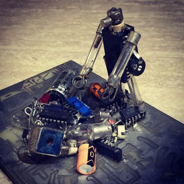 Rick's Robot