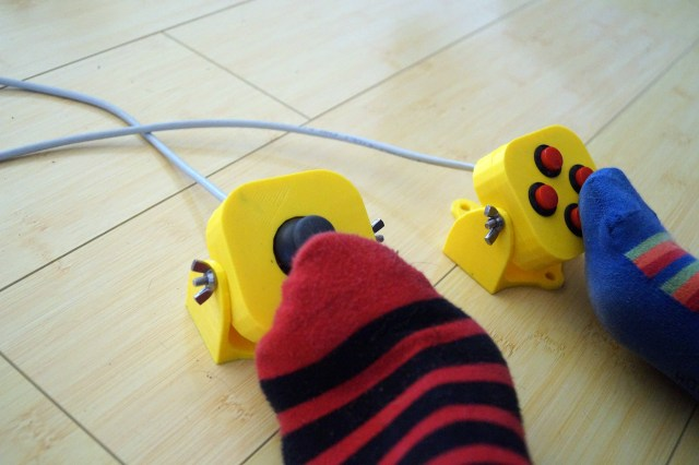 Watch: How I Added Foot Controls to the Xbox One