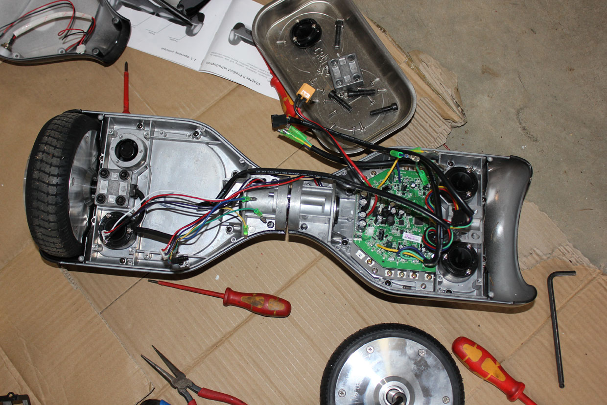 hoverboard disassembly resized?resize=1200%2C670&strip=all&ssl=1 don't throw out that hoverboard salvage the parts make Club Car 36V Wiring-Diagram at bayanpartner.co