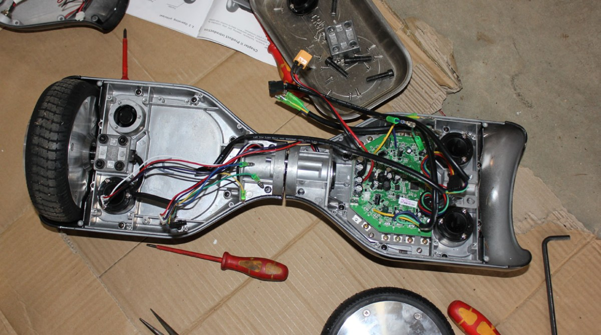 Dont Throw Out That Hoverboard Salvage The Parts Make Block Diagram Of Craft Electronics Article Featured Image