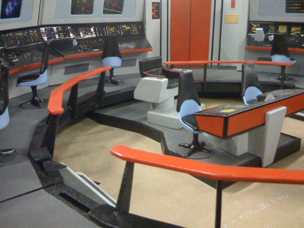 Dad Builds Epic Star Trek Playset For His Son Make