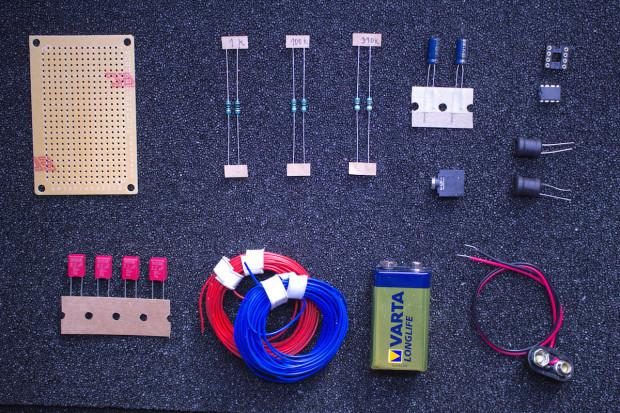 Elektrosluch Parts