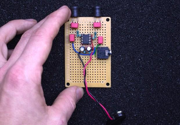 Elektrosluch 22