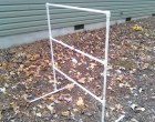 Build a Simple Ladder Toss Game from PVC