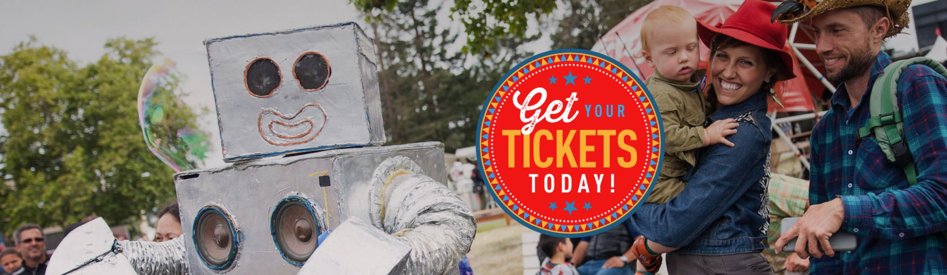 Get 'Em While They're Cheap! Maker Faire Bay Area Tickets
