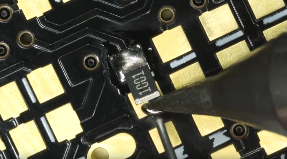 Learn Simple Surface Mount Soldering in Collin's Lab