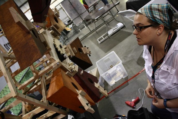 Hexachord at Bay Area Maker Faire