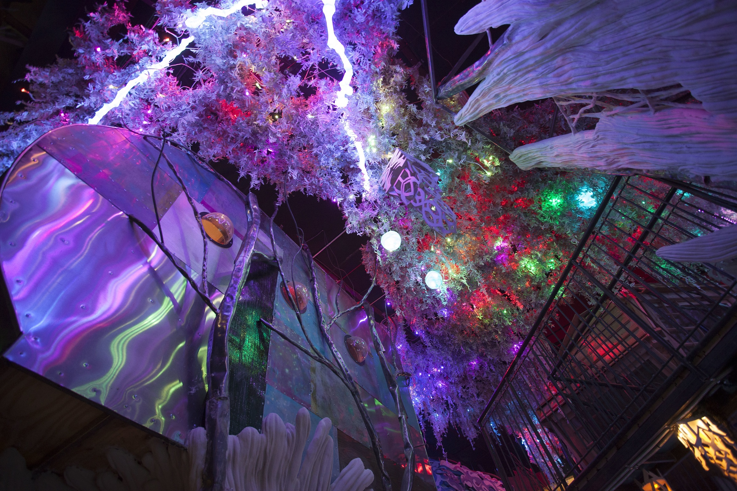 Meow Wolf Builds Fantastical Immersive Art — And Sustainable Models for Artists