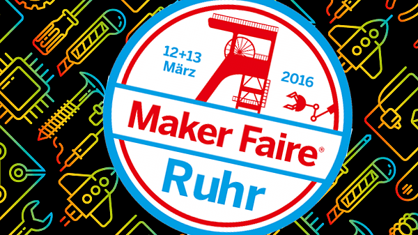 Don't Miss Maker Faire Ruhr This Weekend In Dortmund, Germany
