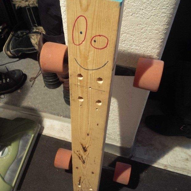Diy Skateboard Design