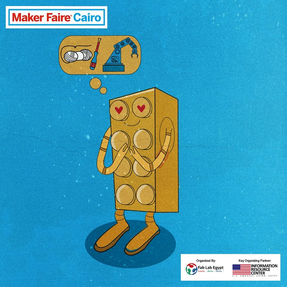 Arab Makers Find Their Community at Maker Faire Cairo This Weekend
