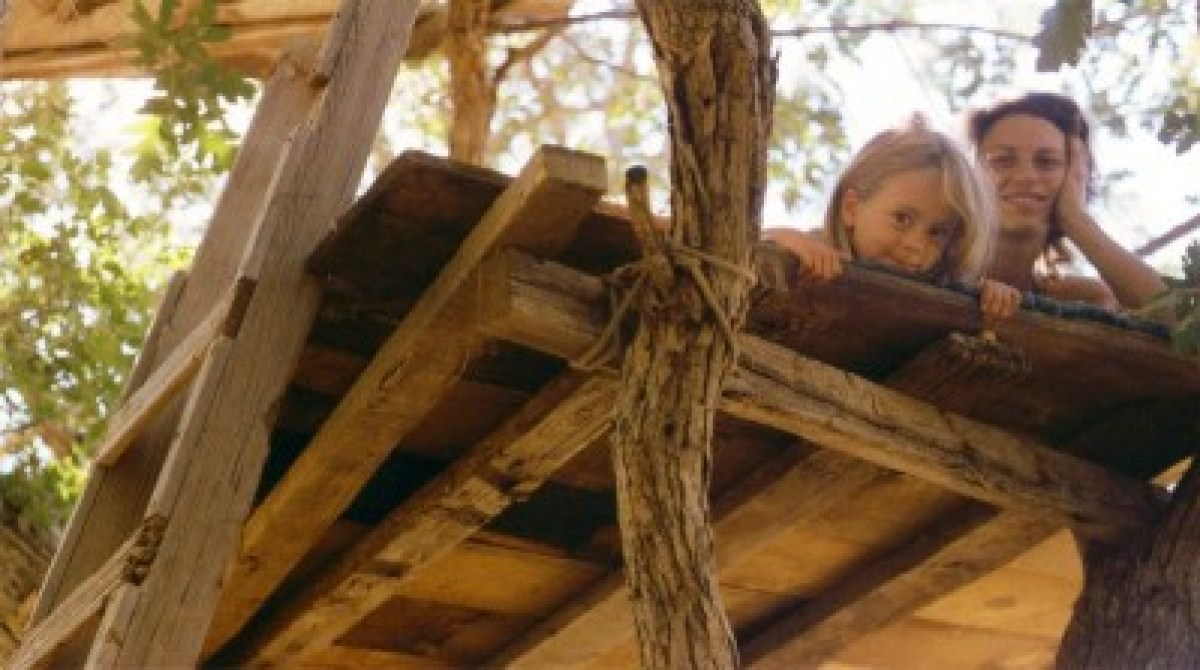 make u0027s guide to backyard forts treehouses and other fun