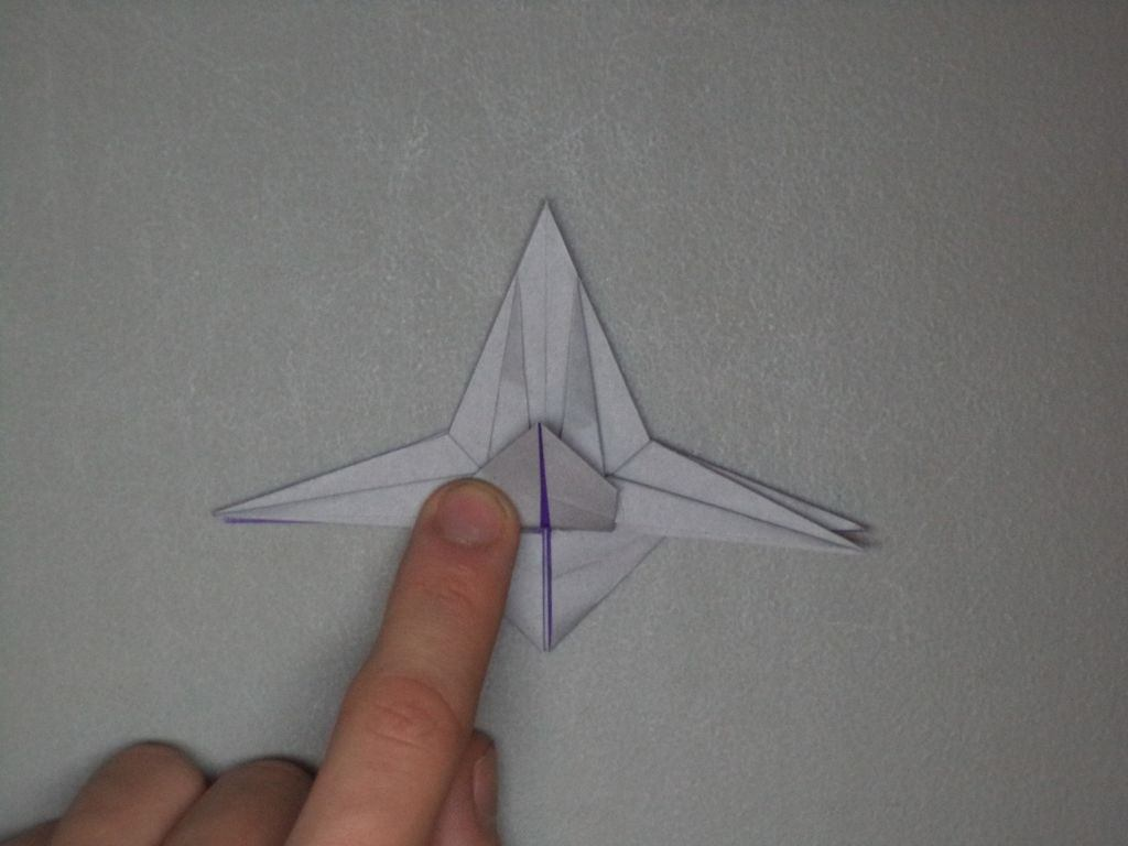 How To Make X Wing Origami Make