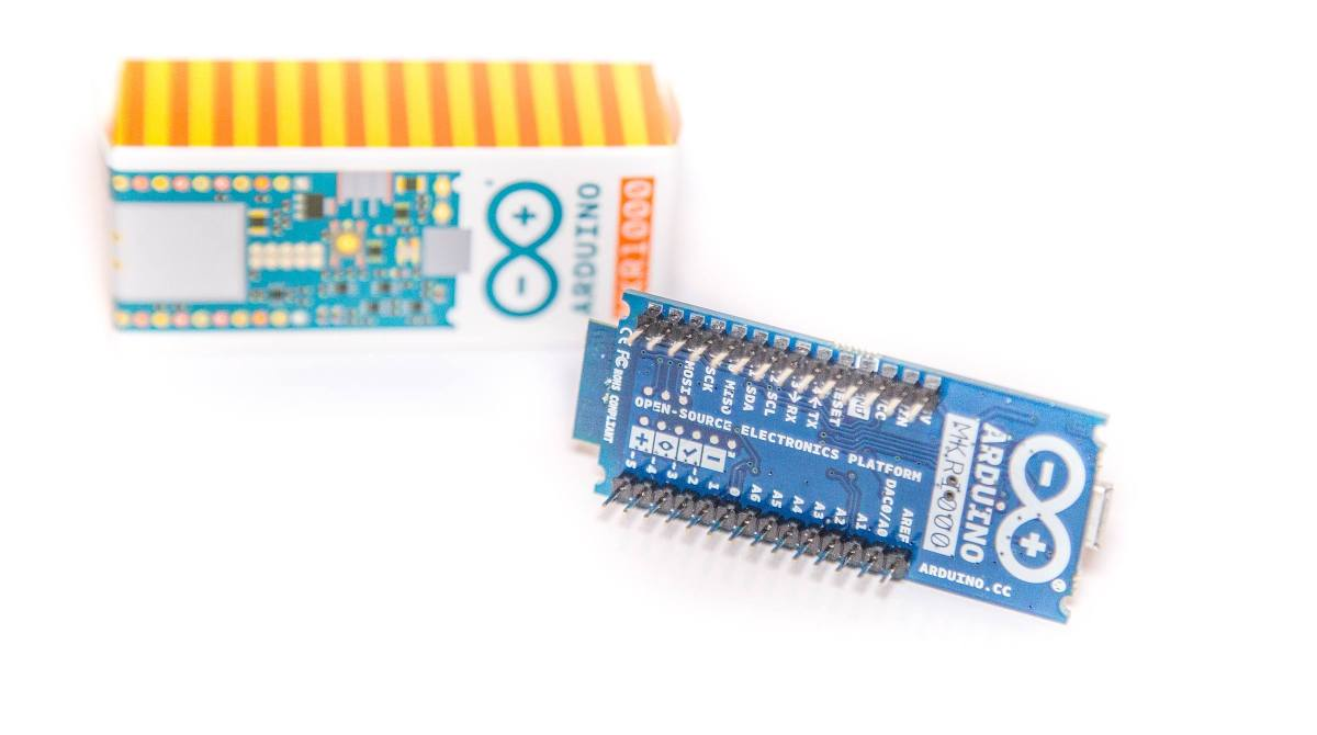 Arduino Releases MKR1000, IoT Development Environment, and Community Project Platform