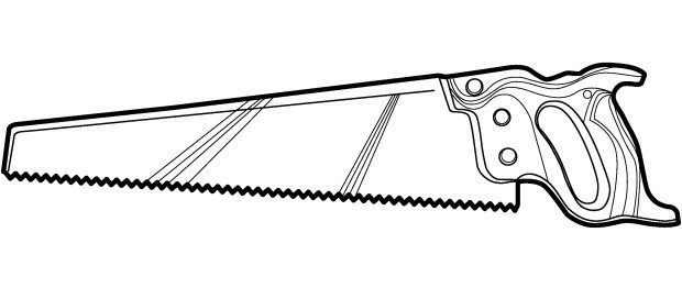hack, jig, miter, and cope 10 types of saws and their uses
