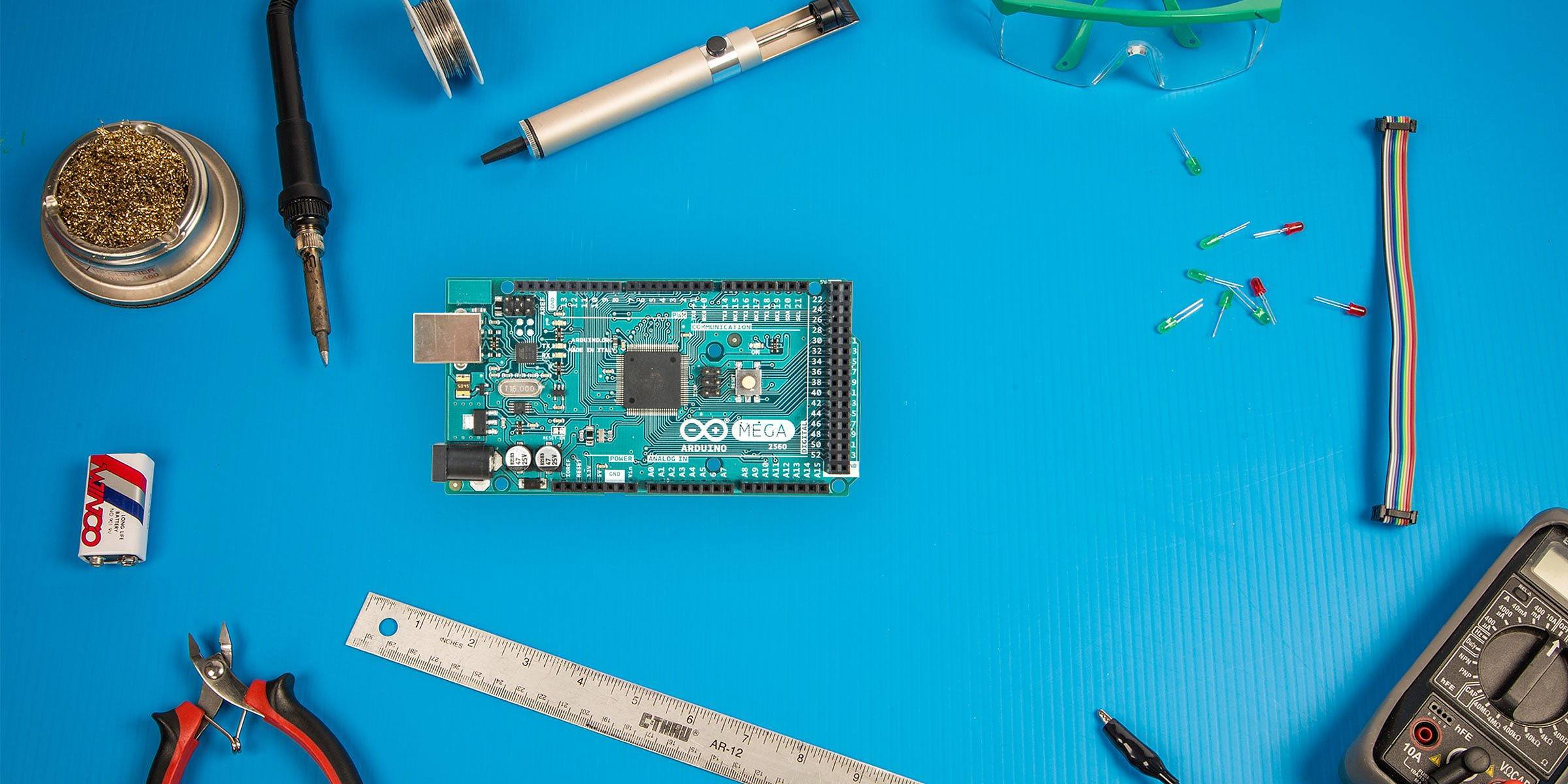 Show Us Your Arduino Projects with #MakeArduino
