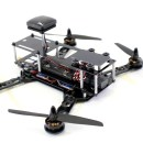 Build an FPV-Style Quadcopter with a CNCed Frame