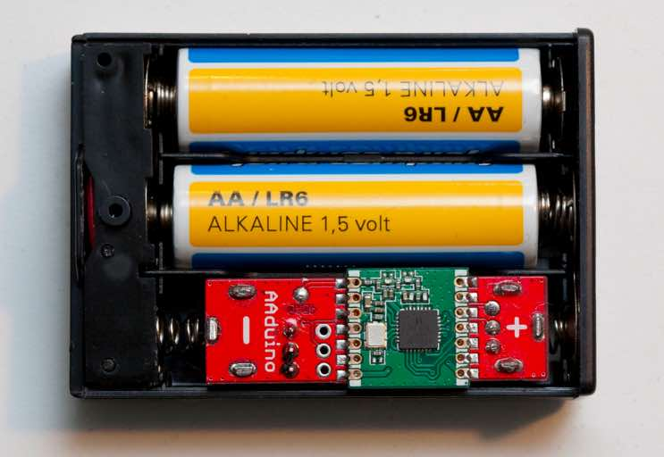 Meet the Arduino Clone That's the Size of a AA Battery