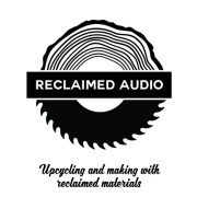 reclaimed audio podcast logo