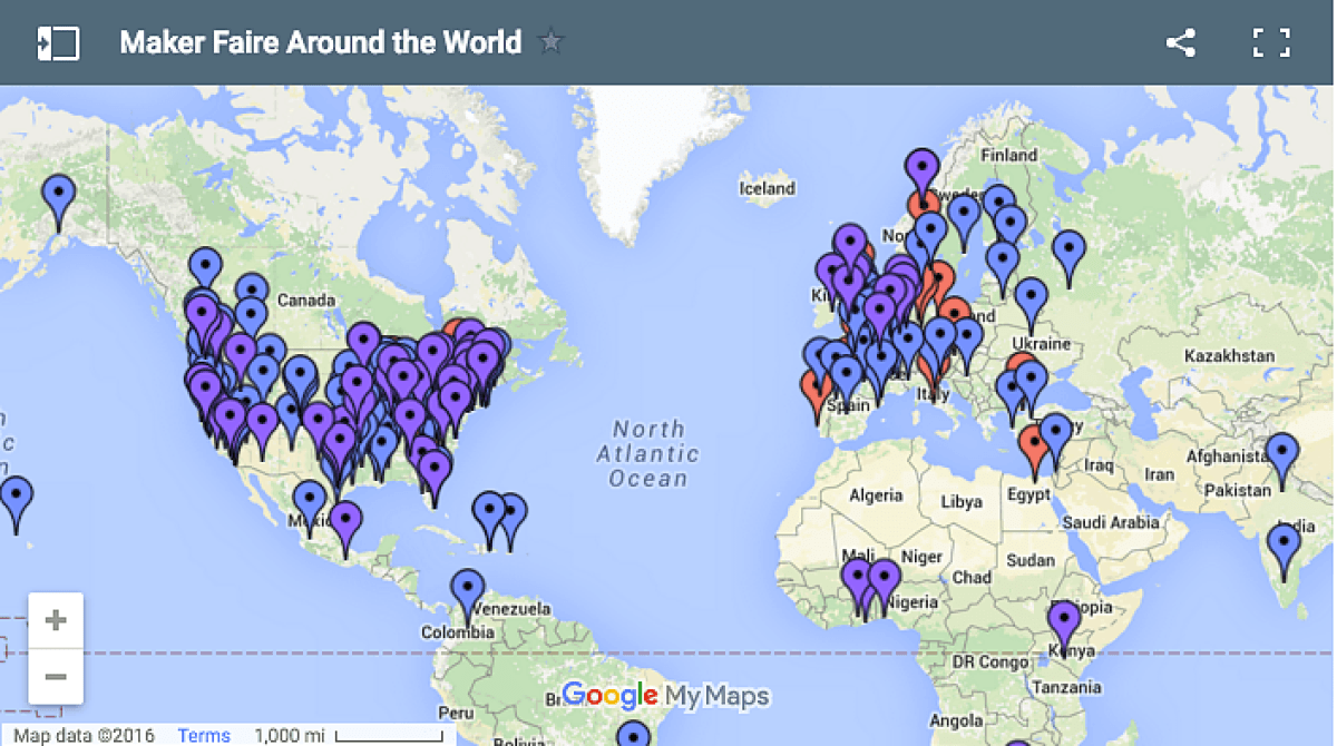 The Maker Movement: Coming to a City Near You