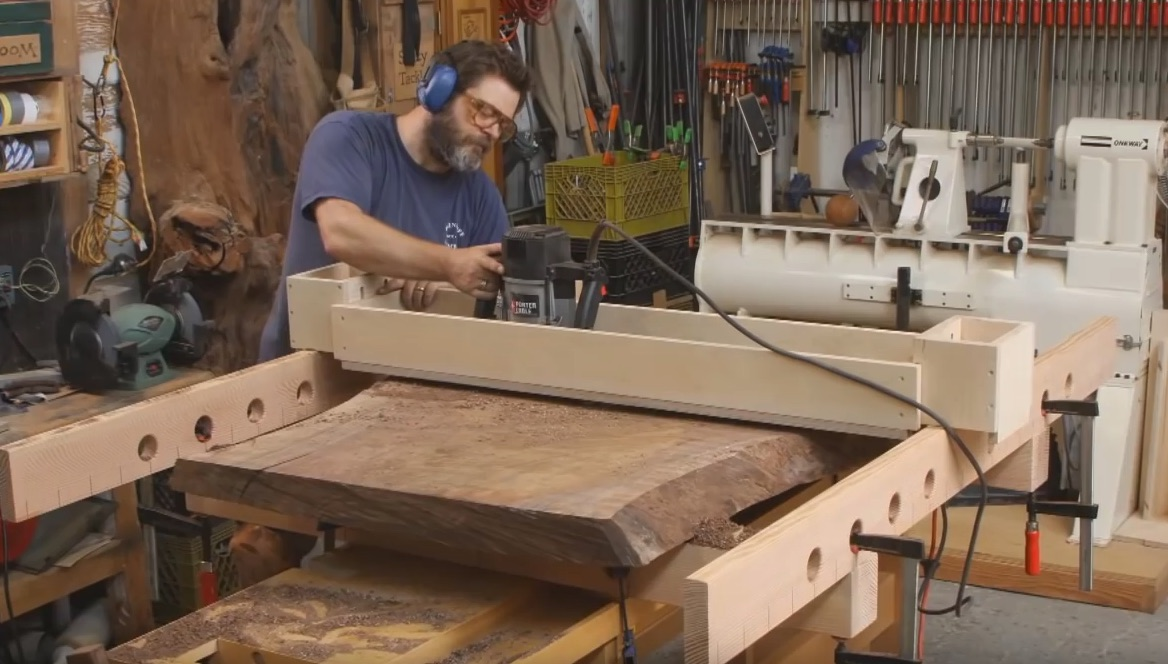 Maker Shop Tours with Great Shop Tip Takeaways