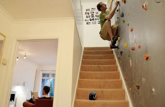 20 DIY Rock Climbing Walls to Bring the Mountains Closer to Home | Make: