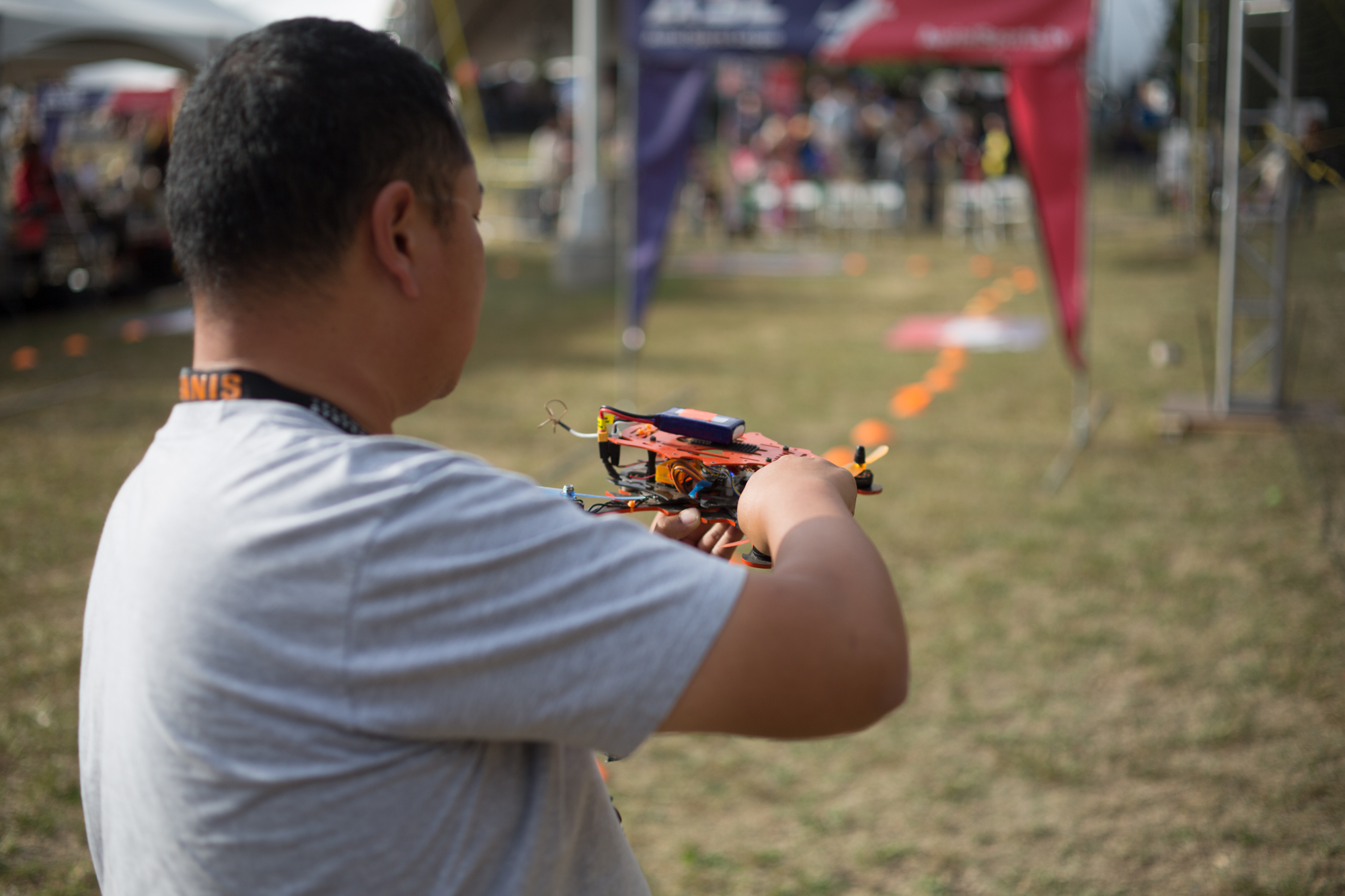 Aerial Sports League Ramps Up for Maker Faire Bay Area