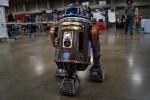 R2-D2 Gets a Steampunk Makeover at Maker Faire Austin