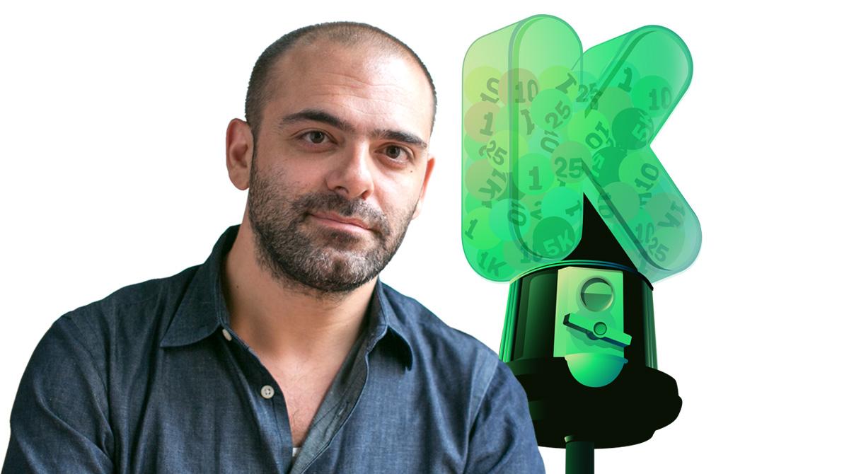 Kickstarter's John Dimatos Shares Expert Crowdfunding Advice