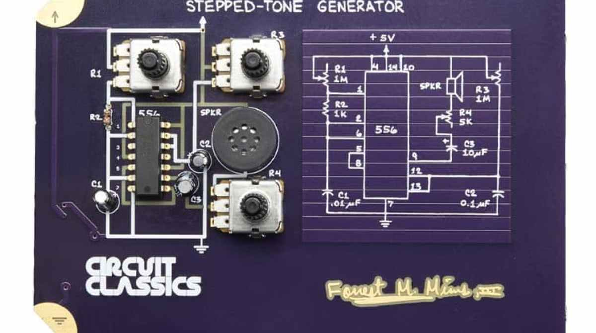 Celebrating The Classic Circuits Of Forrest M Mims Iii Make Tone Generator Circuit Article Featured Image