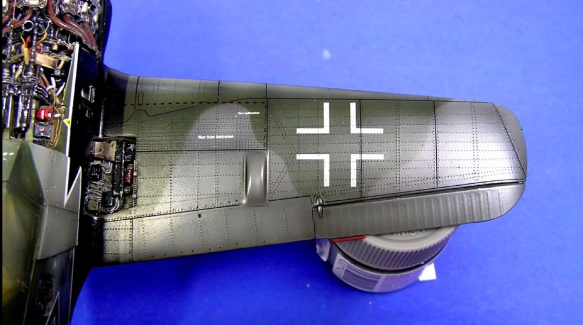 Watch a Master Modeler Build a Hyper-Detailed WWII Airplane
