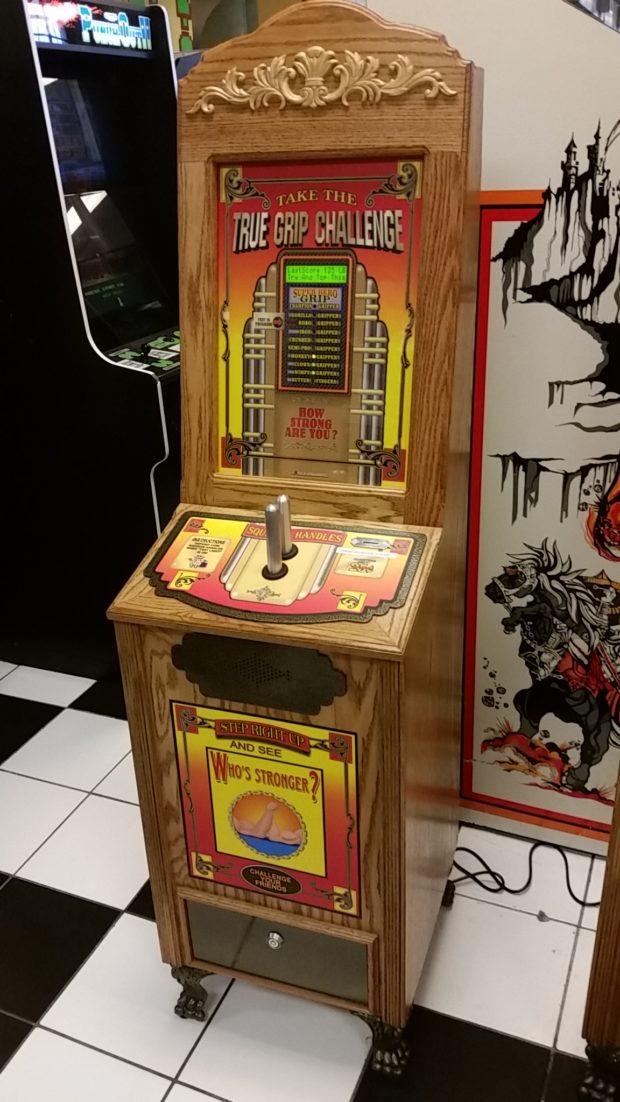 Photo courtesy of Joystix Classic Games and Pinballs
