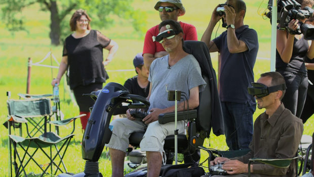 Handidrone-FPV-for-Disabled-People