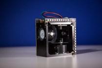 Prototype with synchronizing LEDs.