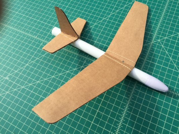 Mod Your Air Rocket System to Launch Gliders | Make: