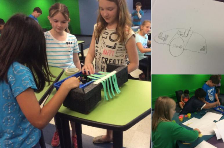 MakerJam Energizes K-12 Education with Themed Hackathons