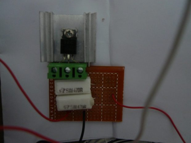 oscillator circuit in pcb