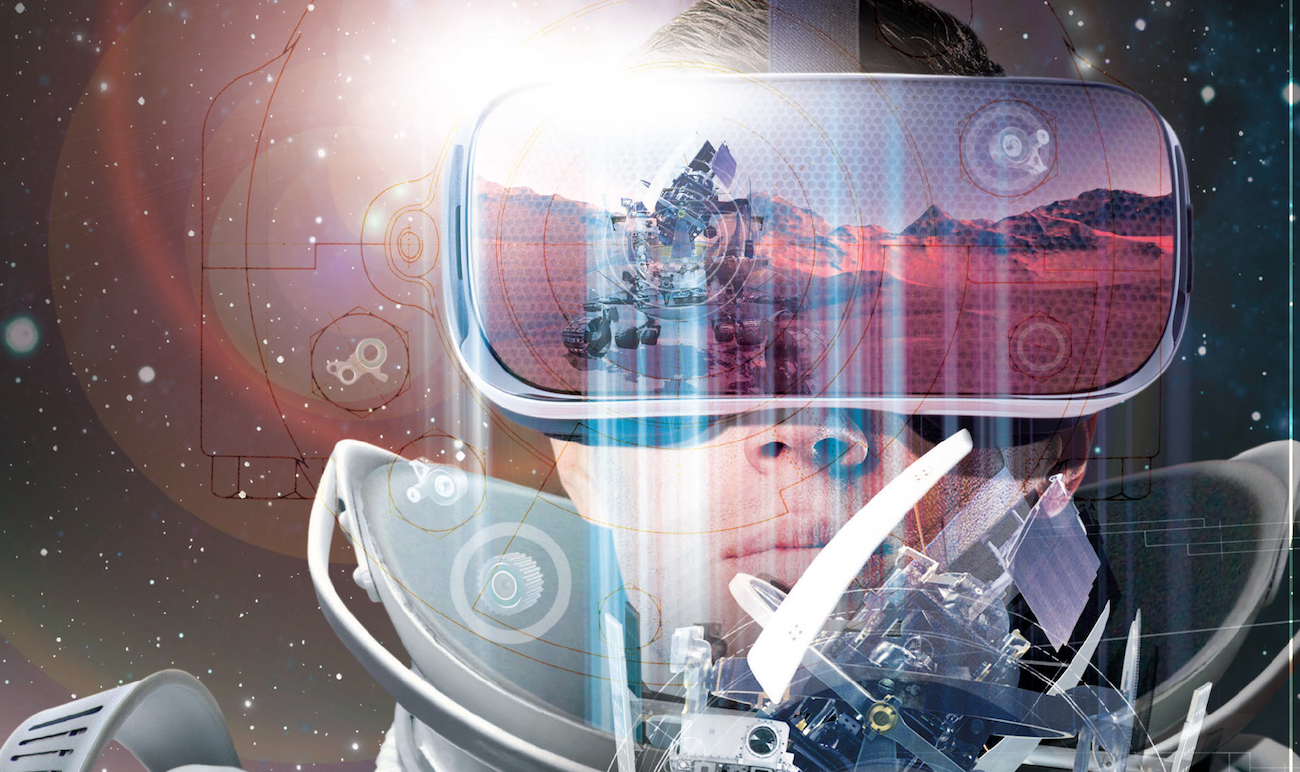 The New Issue of Make: Virtual Reality and More