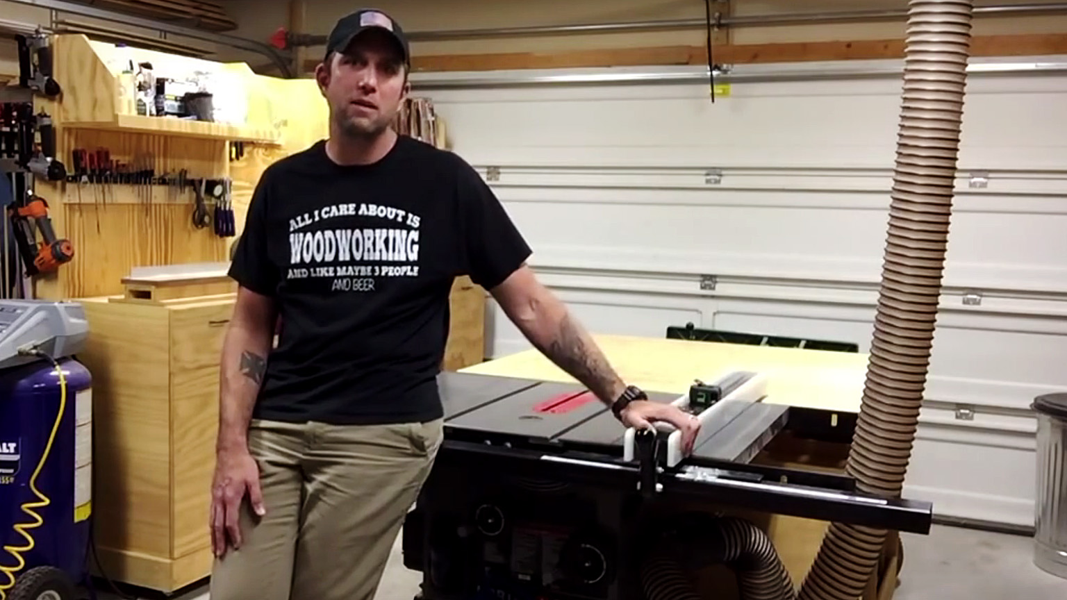 """Weekend Watch: Mike Merzke Shares His """"Woodshop Confessions"""""""