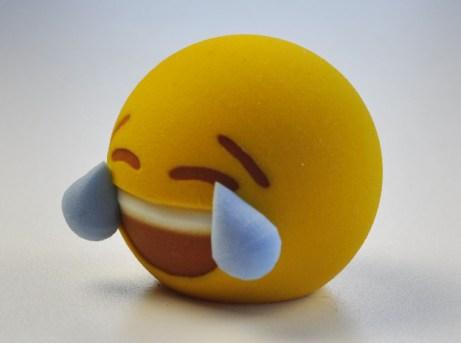 Full Color 3D Printed Emojis. For sale on Make Mode's Shapeways Shop.