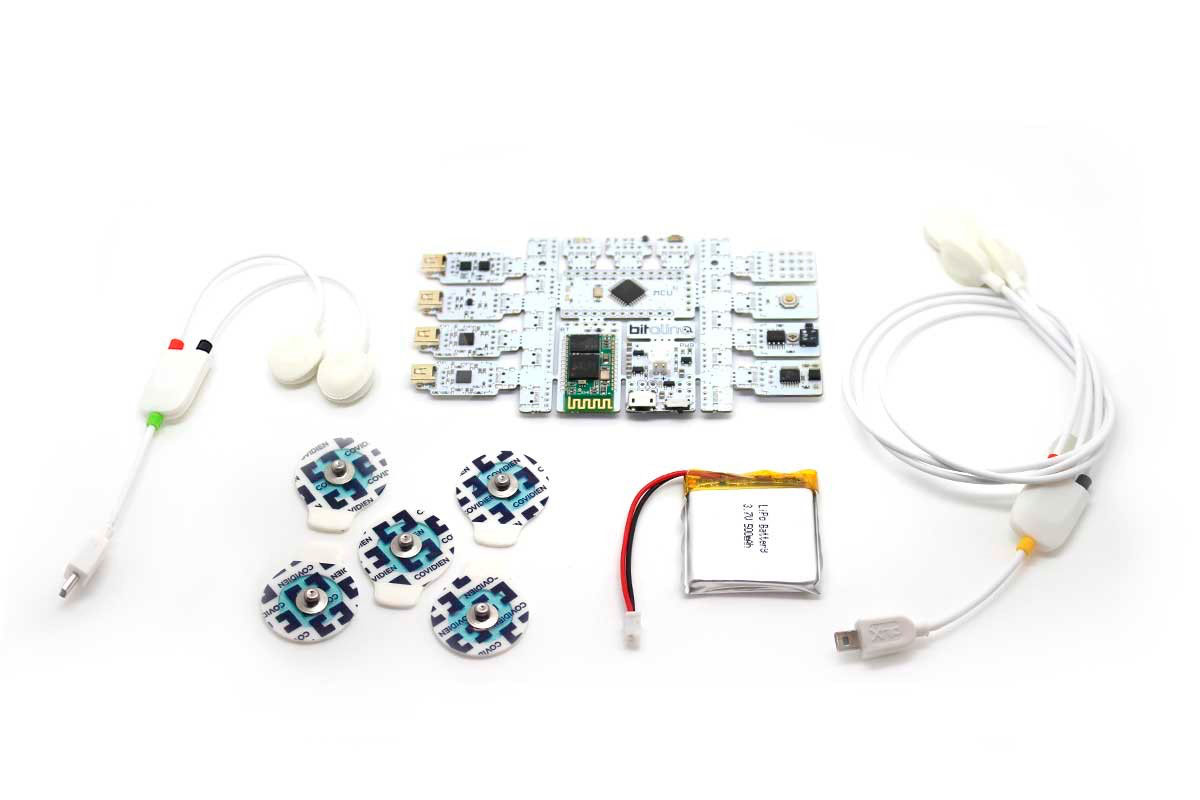 Bitalino Revolution Make Diy Projects And Ideas For Makers Evolution Of Home Wiring