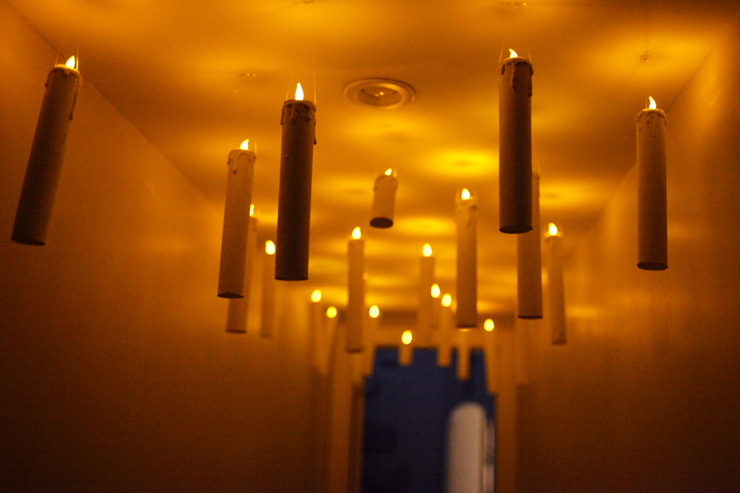 Make Your Own Harry Potter Floating Candles  Make