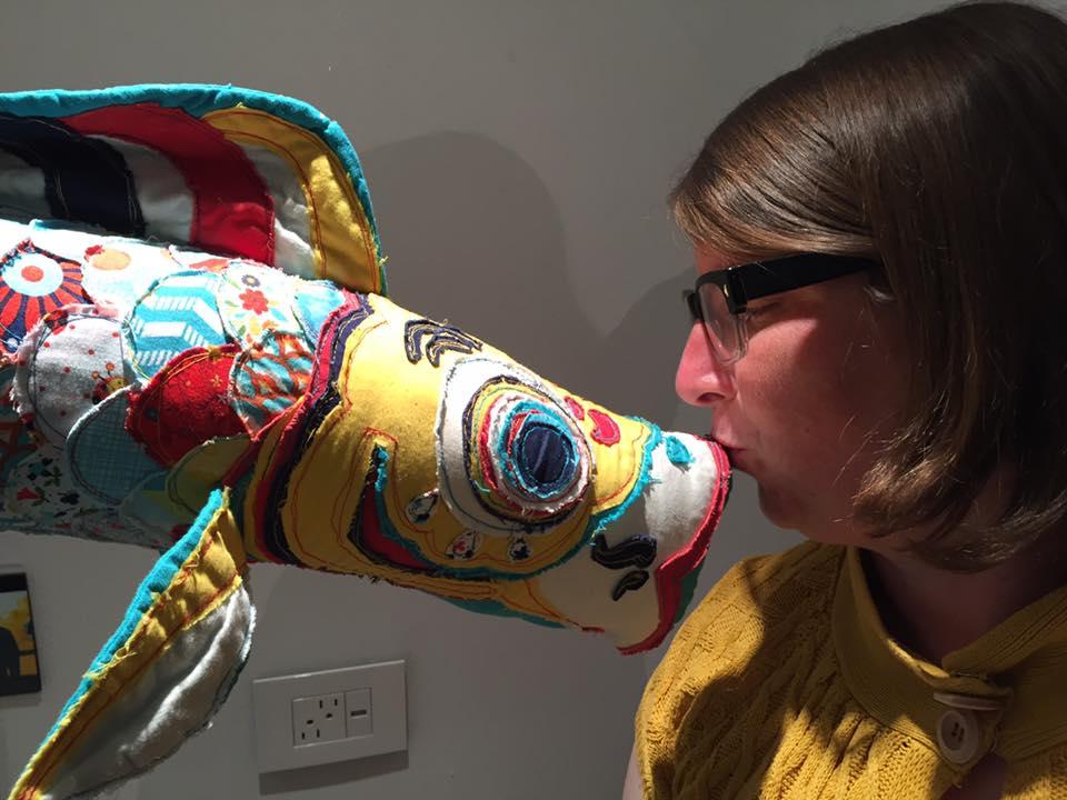 Maker Spotlight: Bonnie Robinson Stewart