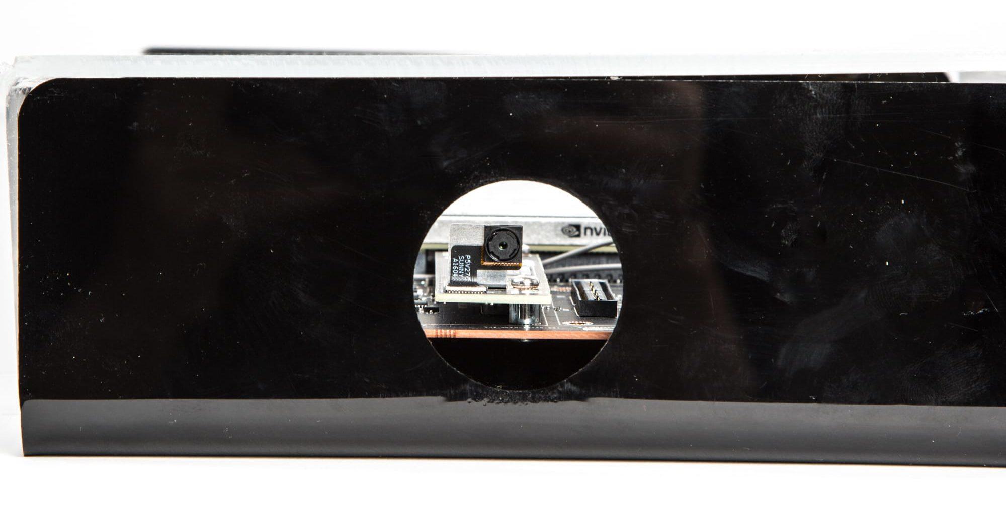 Nvidia Jetson TX1 Cat Spotter and Laser Teaser | Make: