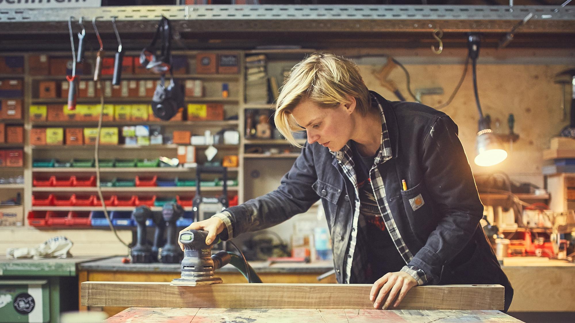 Maker Spotlight: Laura Kampf