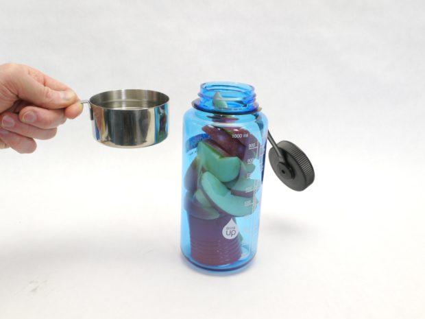6 - add water