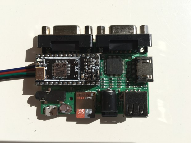 The MEMWA2 packs a lot of hardware on a tiny board that measures-out at just 65 X 45 X 20m