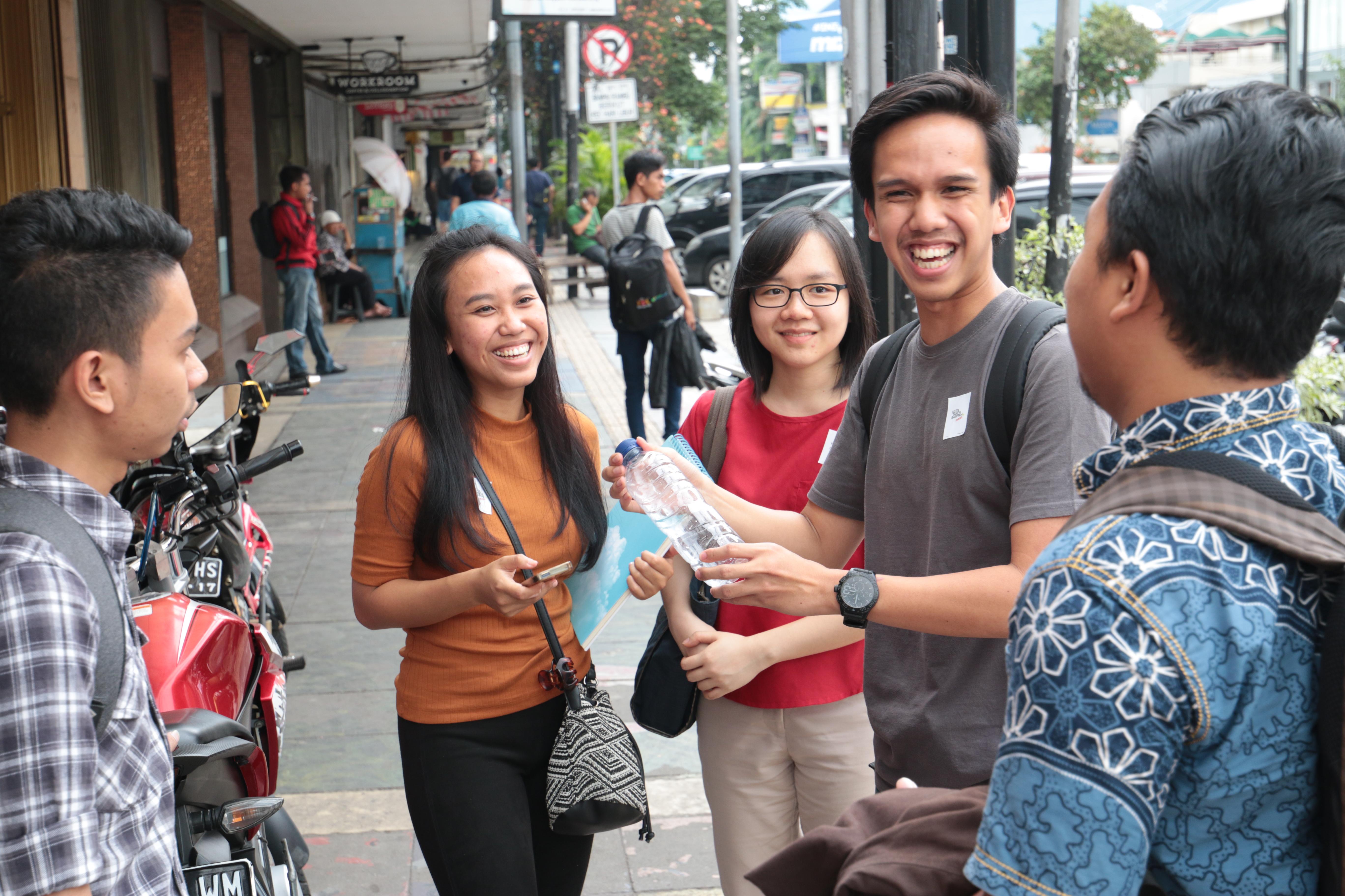 Indonesian Makers Work Towards Zero Food Waste