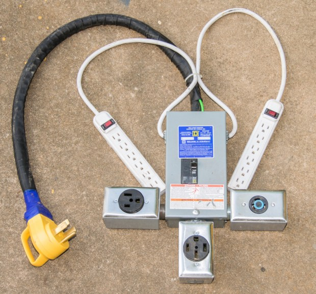 Build a 240v power adapter for your mig welder make caution this project is a non weatherproof adapter box for 240v it is not intended nor should it be used in wet weather or as a permanent installation publicscrutiny Images