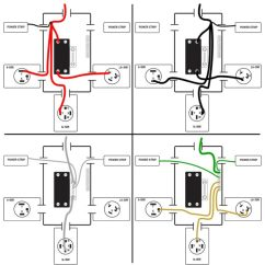 Fpv Gauge Wiring Diagram Farmall H 6 Volt Build A 240v Power Adapter For Your Mig Welder Make Figure 22 Each Wire Type S
